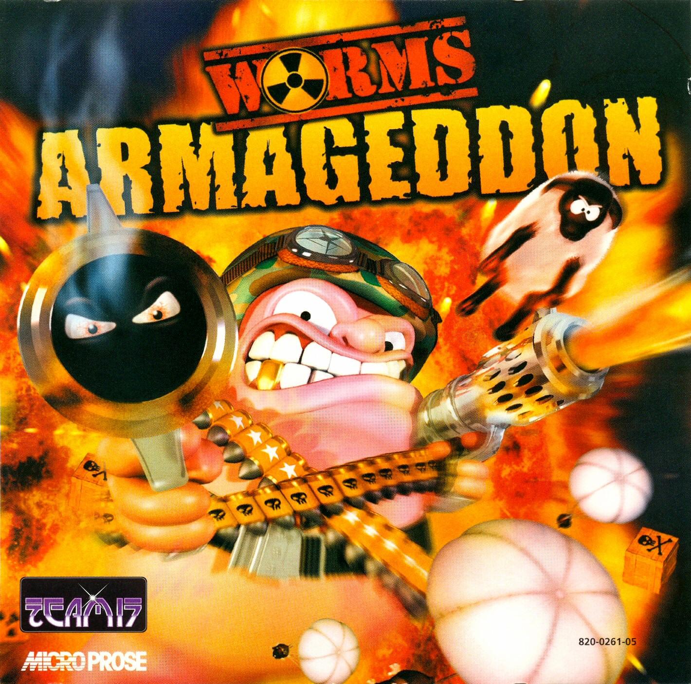 GOG: Worms Armageddon DRM-Frei für 7,49€ (Download)