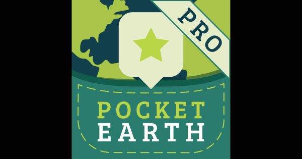 [ios] Pocket Earth PRO kostenlos statt 4,99 €