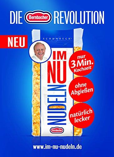 Bernbacher Schuhbecks IM NU Nudeln (5x250g)
