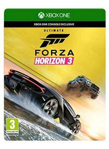 Forza Horizon 3 - Ultimate Edition (One) inkl.Versand für 77,63 €