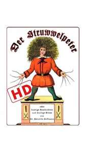 [Google Play] Der Struwwelpeter HD gratis eBook