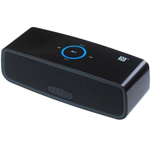 Gear4 Houseparty Mini Bluetooth Speaker in Schwarz & Silber
