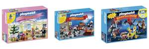 Playmobil™ - Adventskalender (5493,5495,5496) ab €10,40 [@Real.de] durch 20% auf Playmobil + VSK-frei ab 29€