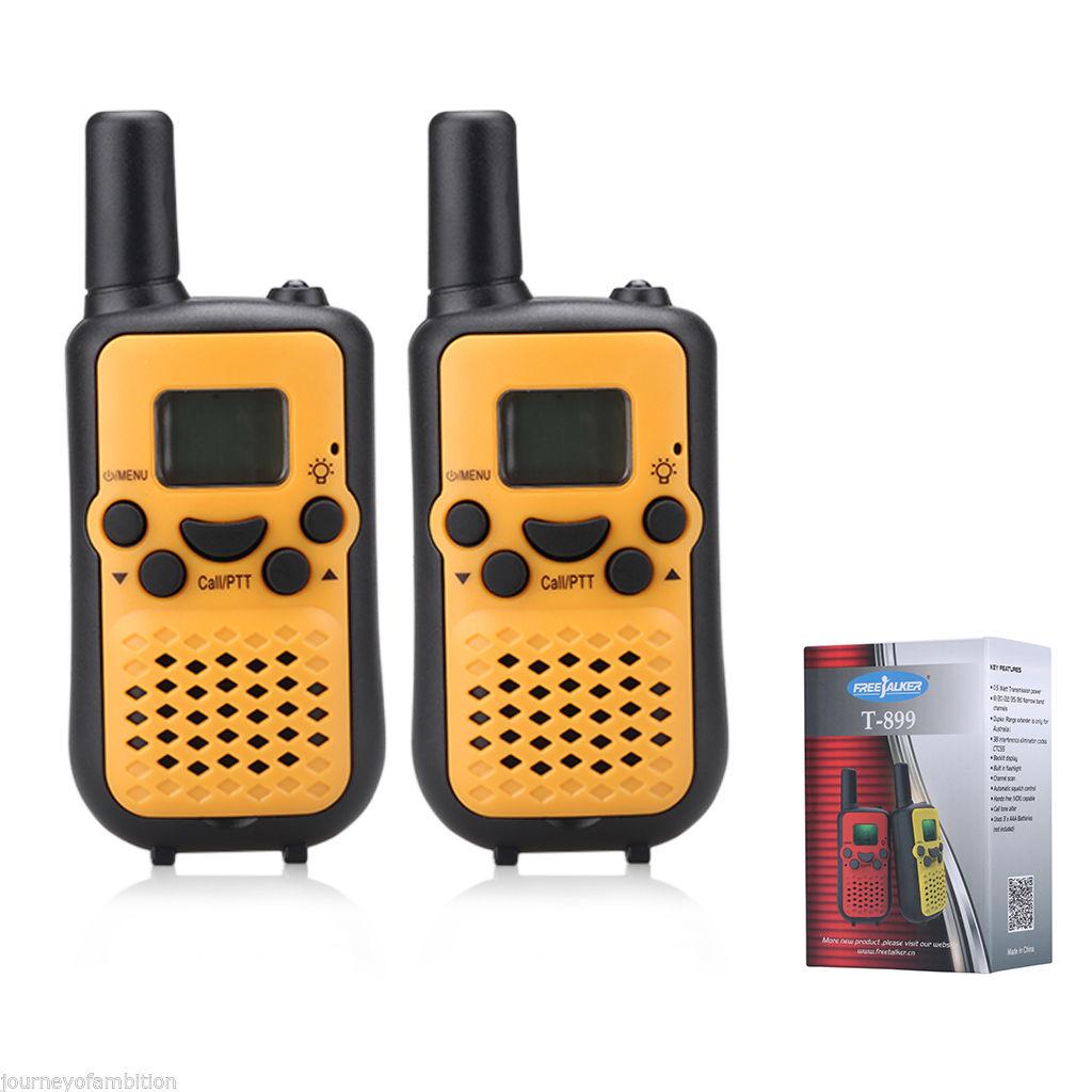 [EBay] billiges PMR Funkgeräte Set für 11,99 oder weniger (PV), Versand aus DE