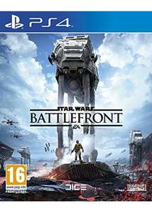 (Base.com) Star Wars : Battlefront - Day One Edition (PS4) für 18€