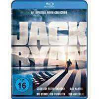 Jack Ryan Box [Blu-ray] für 11,97€ bei Amazon (Prime)