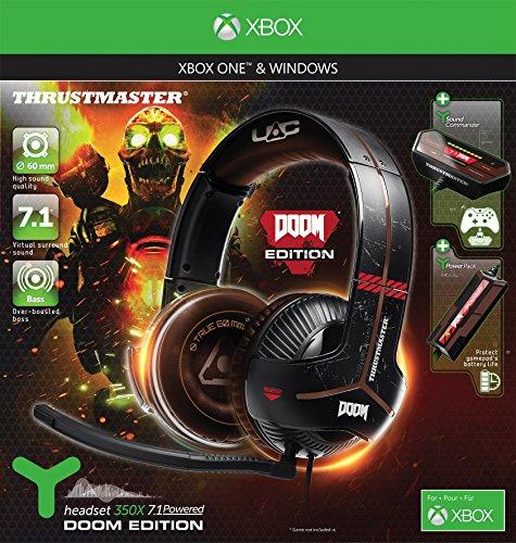 Headset TM Y-350X Doom Edition Gaming Headset  @ Amazon.de