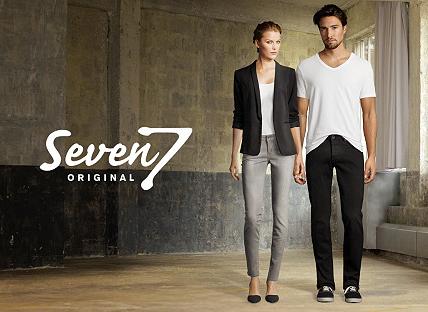 Heute Seven7 Jeans für Damen und Herren für 70,50€ statt ca. 100€ im OneDay-Deal bei Venté Privée