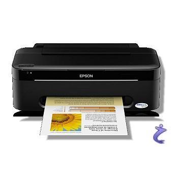 Lowbudget Tintenstrahldrucker Epson Stylus S22 - 4 getrennte Tintentanks - geringe Folgekosten