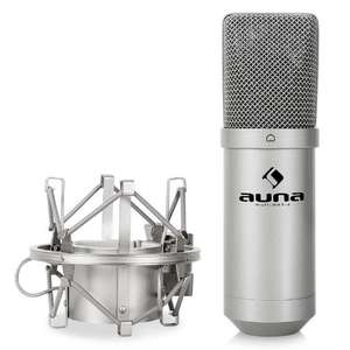 Amazon.ES: Auna MIC-900S USB Kondensator Mikrofon inklusive Spinne