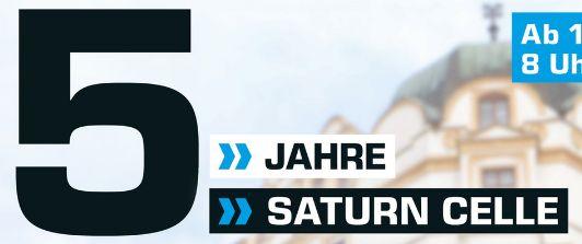 [Sammeldeal der Restlichen Geburtstagsangebote in Celle/Hildesheim ab 10.10] Zb. Xbox One S mit 1TB + Fifa 17 für 295,-€ oder JBL Go Lautsprecher für je 15,-€ etc...