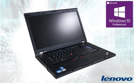 Lenovo T520 i5-2520M 1. Wahl, WIN10Pro GDATA TP + Dockingstation + 90W NT für 279,99