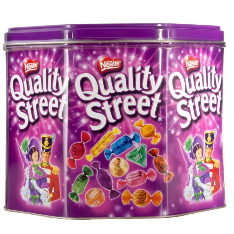 Quality Street Dose 2,9 kg 18,69 EUR + 5,95 EUR Versand