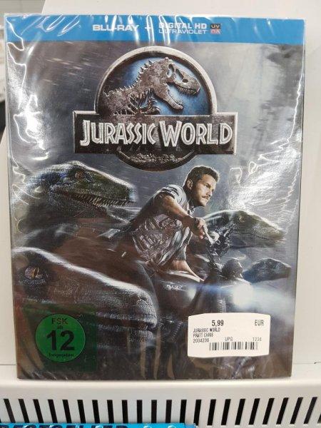 [Media Markt - Freiburg] Jurassic World Bluray