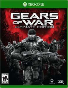 Gears of War: Ultimate Edition (Xbox One) für 8.42€ [CDKeys]