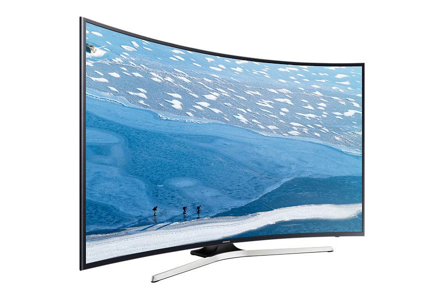 "Samsung 4K UE49KU6179 123cm 49"" UHD HDR Premium Curved Fernseher Smart TV"