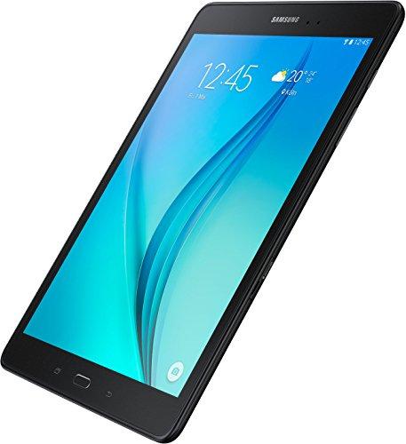 (Amazon Blitzangebot) Samsung Galaxy Tab A T550N 24,6 cm (9,7 Zoll) WiFi Tablet-PC (Quad-Core, 1,2 GHz, 16 GB, Android 5.0) schwarz