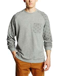 JACK & JONES Herren Sweatshirt Jorcactus Sweat Crew Neck Gr. L ab 11,98€ mit Prime