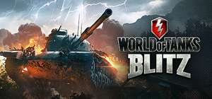 [Steam] World of Tanks Blitz - +1