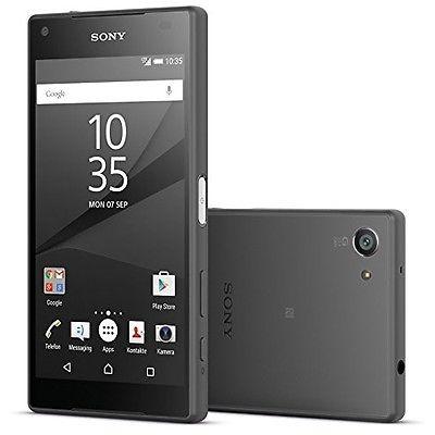 eBay Sony Xperia Z5 Compact Schwarz (T-Mobile Branding) idealo ab 386€