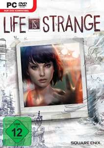 Life is Strange (Retail) (Steam) für 9,99€ [Amazon Prime]