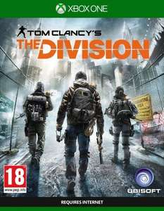 The Division Xbox One - Digital Code für 20€ @cdkeys