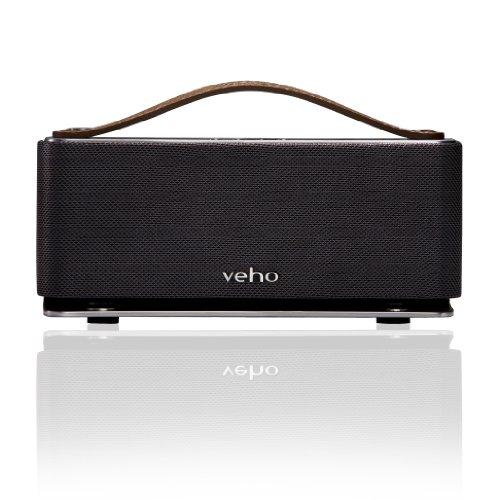 Veho VSS-012-M6 360° Modus? Retro Bluetooth Lautsprecher? in silber für 32,18€ inkl. Versand (Amazon.es)