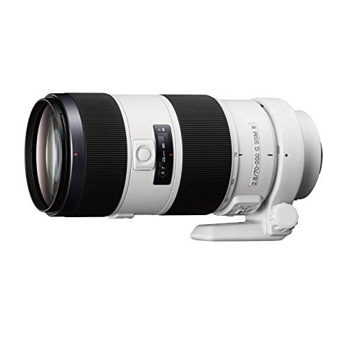 Amazon Blitzangebot: Sony SAL70200G2, Tele-Zoom-G-Objektiv (70-200 mm, F2,8 G SSM II, A-Mount Vollformat, geeignet für A99 Serie)