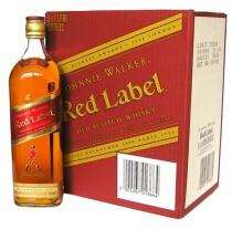 Johnnie Walker Red Label Old Scotch Whisky @ Lidl ab Donnerstag