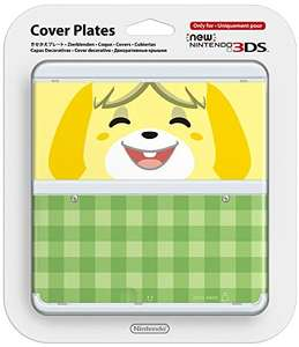 [Amazon Prime] Melinda Animal Crossing New 3DS Zierblende für 1,79€