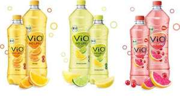 [Köln Hbf] ViO Bio Limonade Sampling