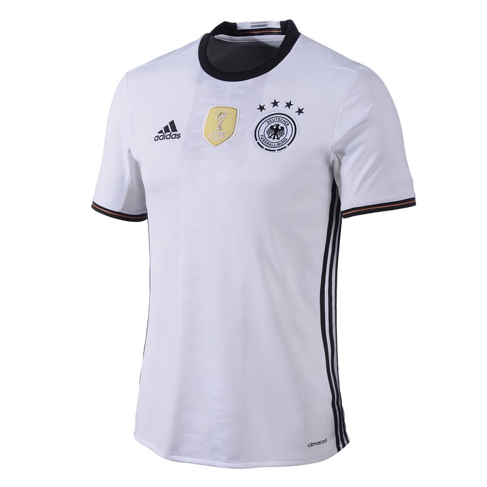 adidas Herren Heimtrikot UEFA Euro 2016 DFB Replica [XL] für 18,07€