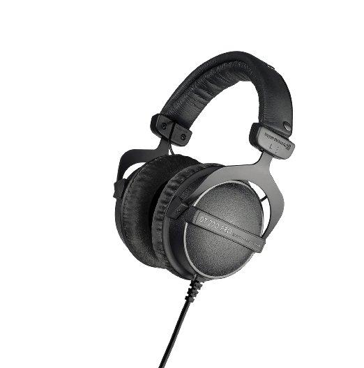 [Amazon Blitzangebot] beyerdynamic DT 770 PRO 16 Ohm Limited Black Edition Kopfhörer für 110 statt 159 €