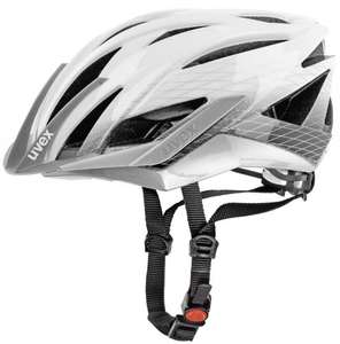 [AMAZON] UVEX (Kinder) Fahrradhelm Ultrasonic, white-black, 52-56 cm, PVG 69,99€