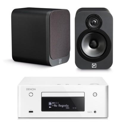 Denon Ceol N9 + Q Acoustics 3020