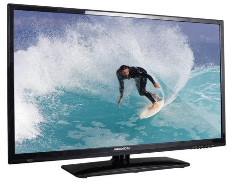 Medion Life P15494 TV (32 HD Edge-lit, 230cd/m², 3.000:1, 3x HDMI + Scart + VGA, 1x USB, CI+, VESA, EEK A) für 117€ [Ebay]