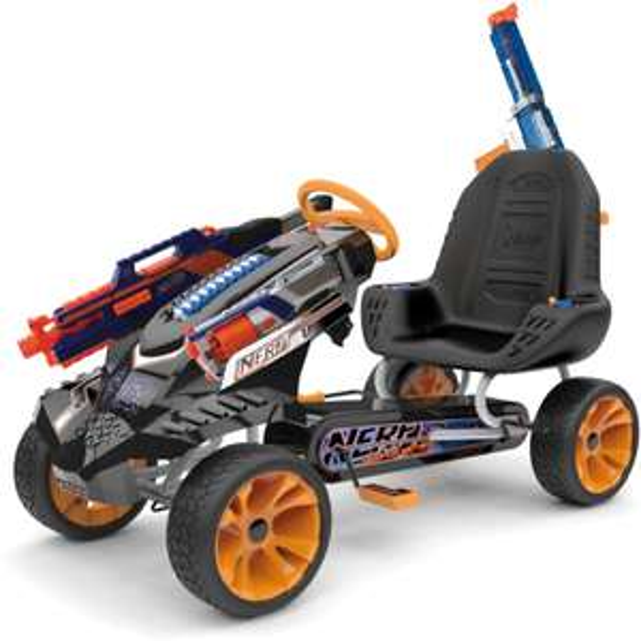 Babymarkt: HAUCK NERF - Battle Racer Go-Kart