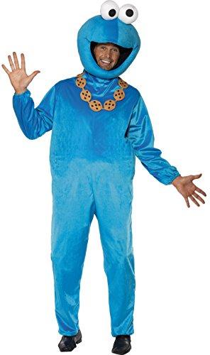 Freeload sein ohne Freeload zu sein - Das Krümelmonster Kostüm im Angebot!