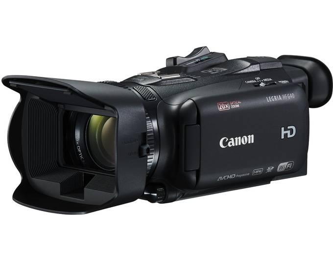 [allyouneed.com] Canon LEGRIA HF G40 Camcorder für 920,55 €