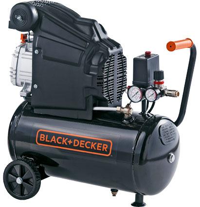 [Kaufland] Black & Decker Kompressor mit 24L Tank (99€) und Druckluftschlagschrauber (29€)