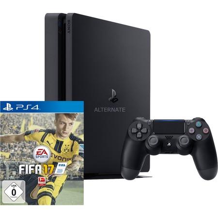 Playstation 4 Slim 1TB + Fifa 17 [zackzack]