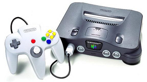 [GamesGarden.de] N64 - Nintendo 64 mit Zubehör