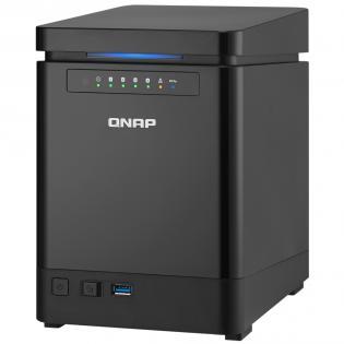 QNAP TS-453 mini (NAS 4-Bay, HDMI, 2 GB RAM, QvPC)