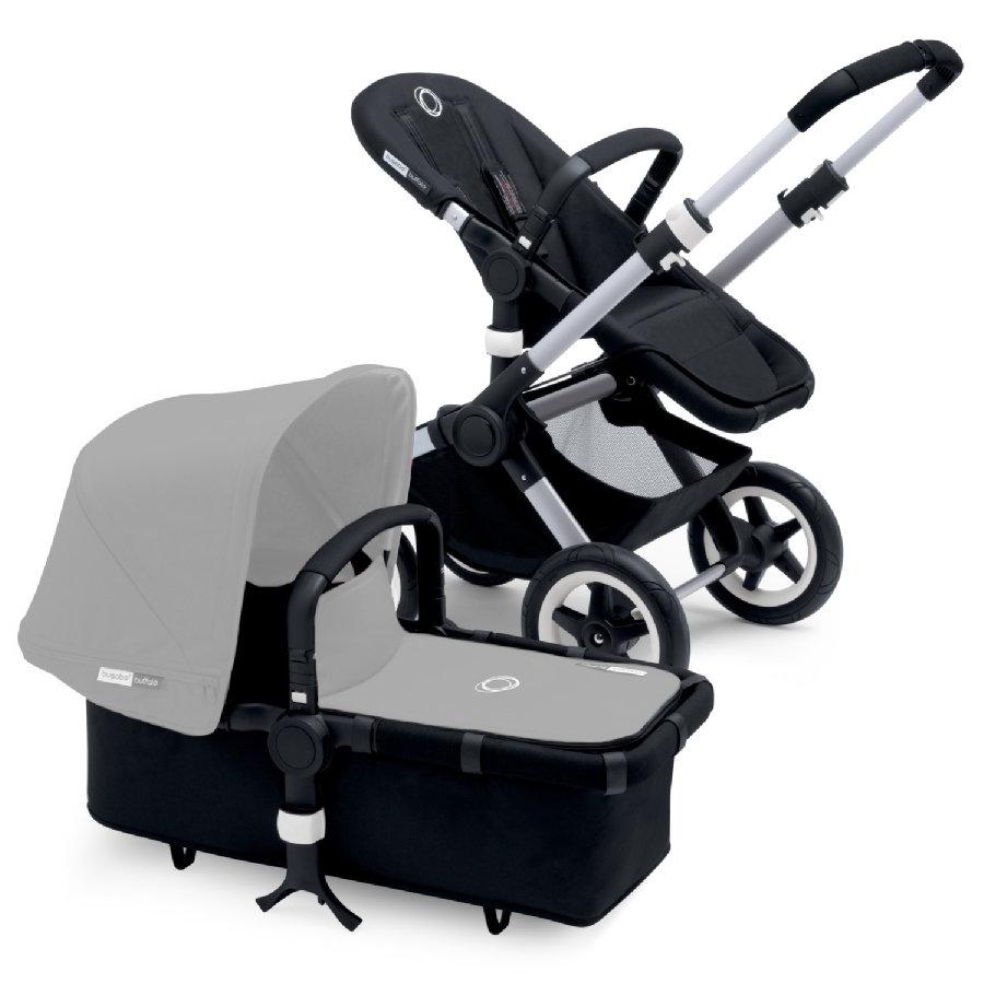 Bugaboo Buffalo Alu/Black mit Aluminium Gestell für 810,85€ bei [Babymarkt] statt 969,05€€
