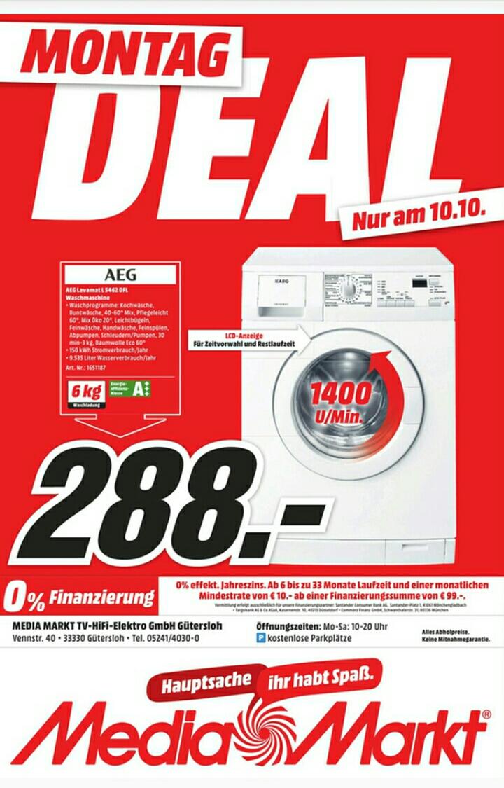 AEG Waschmaschine bei MM