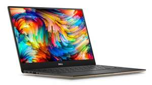 Dell XPS 13 - 2017 - i5-7200U, 8GB DDR4, 128GB SSD, 13,3 Zoll Full HD InfinityEdge Display, Win 10, 1,2kg, 9h Akku ab 1.099,12€ [mit 256GB SSD - 1.143,13€]