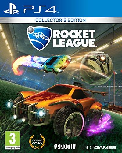 [Amazon UK] Rocket League Collectors Edition PS4