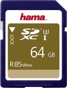 [Prime] Hama SDXC UHS-I U3 85MB/s - 64GB
