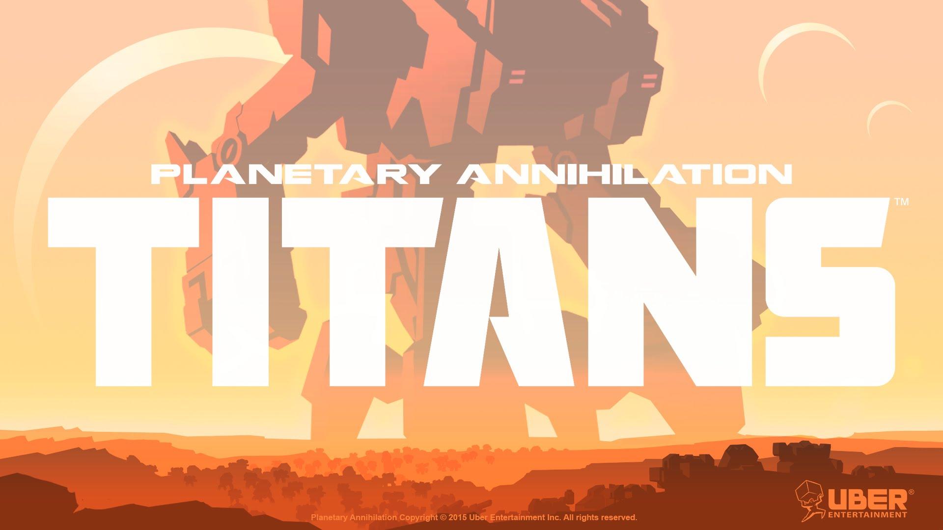 Planetary Annihilation: TITANS (PC/Steam) für nur 7,39 Euro / 4er Pack für 18,49 Euro (4,62 Euro pro Spiel)