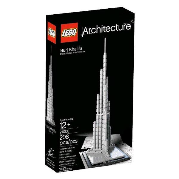 [Weltbild] LEGO® ARCHITECTURE 21031 Burj Khalifa